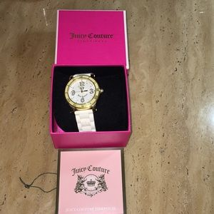 Juicy couture time piece/ watch